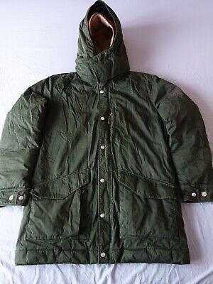 holubar alcan limonta down parka jacket green