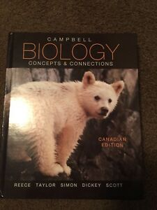 Biology concepts and connection - u of m bio 1000 and bio 1010