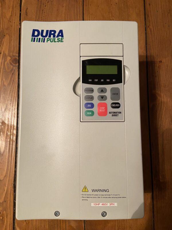 DURA PULSE MODEL# GS3-4010