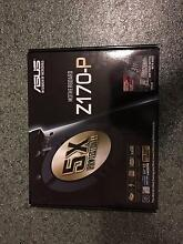 ASUS Z170-P 1151 Socket (DDR4) Gaming Motherboard Box Hill Whitehorse Area Preview