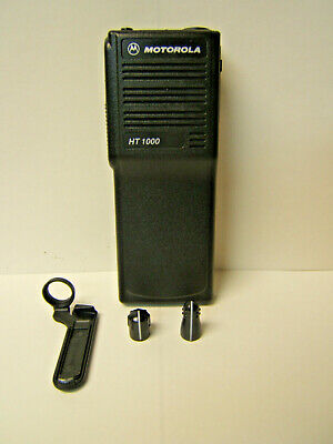 Motorola Ht-1000 Housings Case New Refurbished With Flex Tested Uhf Vhf Gmrs