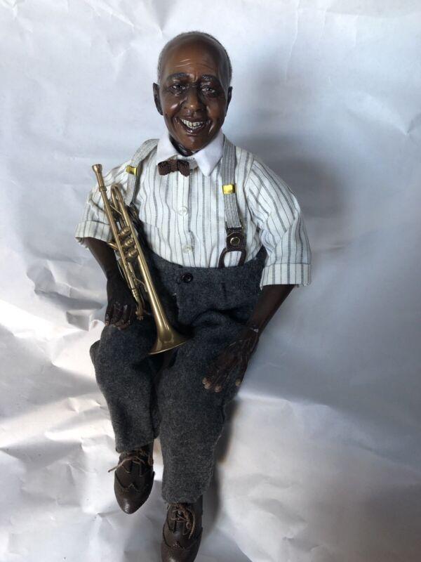 """Mr. Jazzman New Orleans Rose""  by Jodi & Richard Creager"