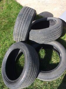 4x pneu été Michelin pilot mxm4 225-60-17