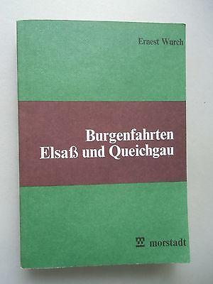 Burgenfahrten Elsaß und Queichgau 1980