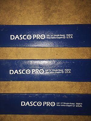 Dasco Pro 640 Shingle Ripper Pry Bar 24-inch Made In Usa