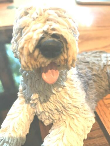 Old English Sheepdog Collectible Made in Italy by Castagna