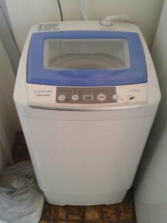 small washing machine 3.5 kg load