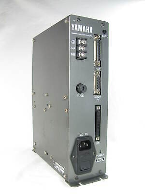 Yamaha Motor Co., Servo Stepper Motor Controller, SRC1, 200 VA, Good Shape
