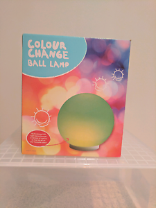 Colour change lamp Helensvale Gold Coast North Preview
