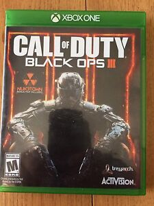 Call of duty sur xbox one
