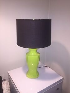 Lime Table Lamp