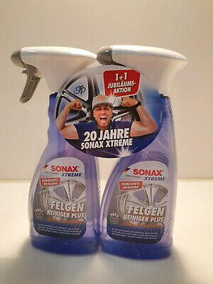 SONAX XTREME FelgenReiniger PLUS 2x500 ml (02302410)