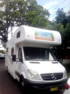 2010 Mercedes-Benz MobilehomeTurbo Diesel 513 Auto - $69,000 ono Balgowlah Manly Area Preview