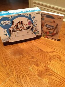 UDraw Game Tablet and Game for Nintendo Wii