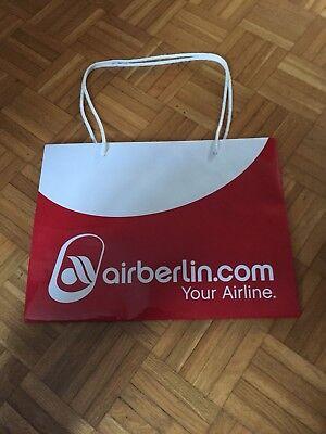 Air Berlin Tragetasche