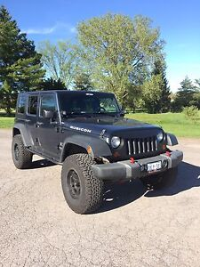 Jeep Wrangler Unlimited X w/ 4inch lift