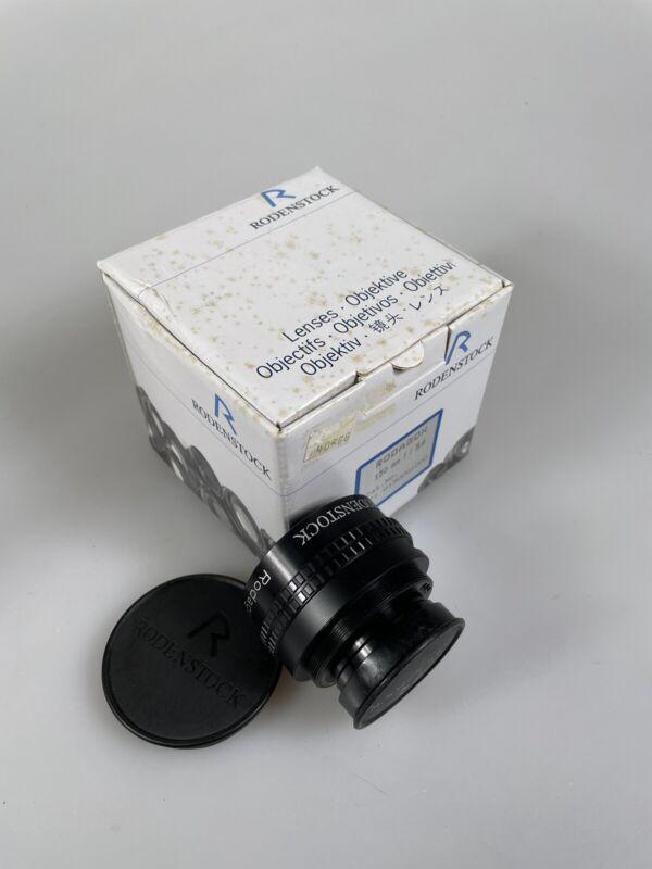 Rodenstock Rodagon 150mm F5.6 Enlarger Lens  for 4X5 negatives MINT