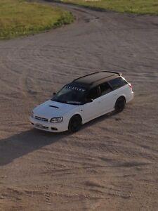 1999 Subaru Legacy GTb twin turbo