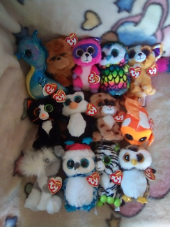 Ty Beanie boos with BOTH TAGS