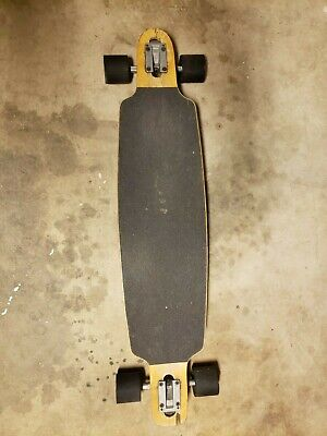 Longboard Skateboard Used