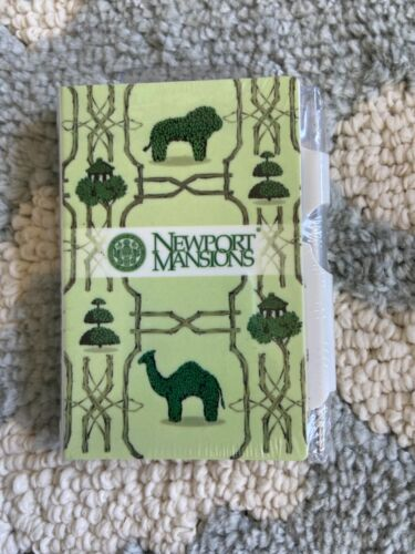 Newport Mansions Small Notebook
