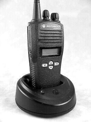 Mint Motorola Cp200xls Vhf Ltr 128ch Radio Waccessories