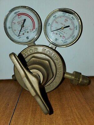 Victor Acetylene Regulator Model 460a. As Shown