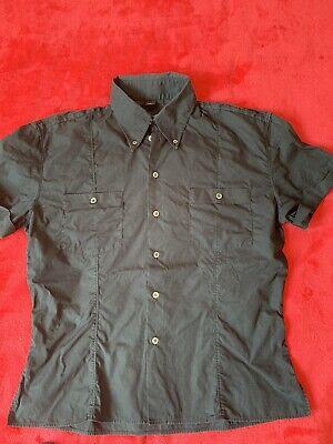 Alexander Mcqueen Mens Shirt Black Size M
