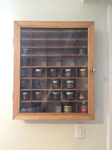 Spice rack/ small wall cabinet