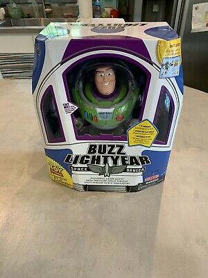 Toy Story Signature Collection Buzz Lightyear Action Figure Thinkway Toys