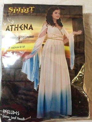 Spirit Women 8-10 Athena Costume