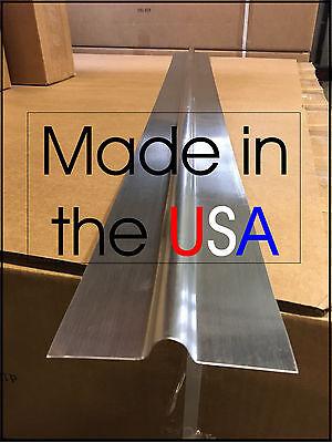 200 - 2 Aluminum Radiant Floor Heat Transfer Plates For 12 Pex Tubing