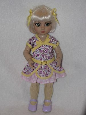 "Tonner Effanbee 10"" All Dressed Up  Patsy Doll  Limited Edition 500"
