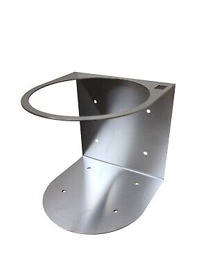 Stainless Steel 1 Gallon Jug Wall Mount