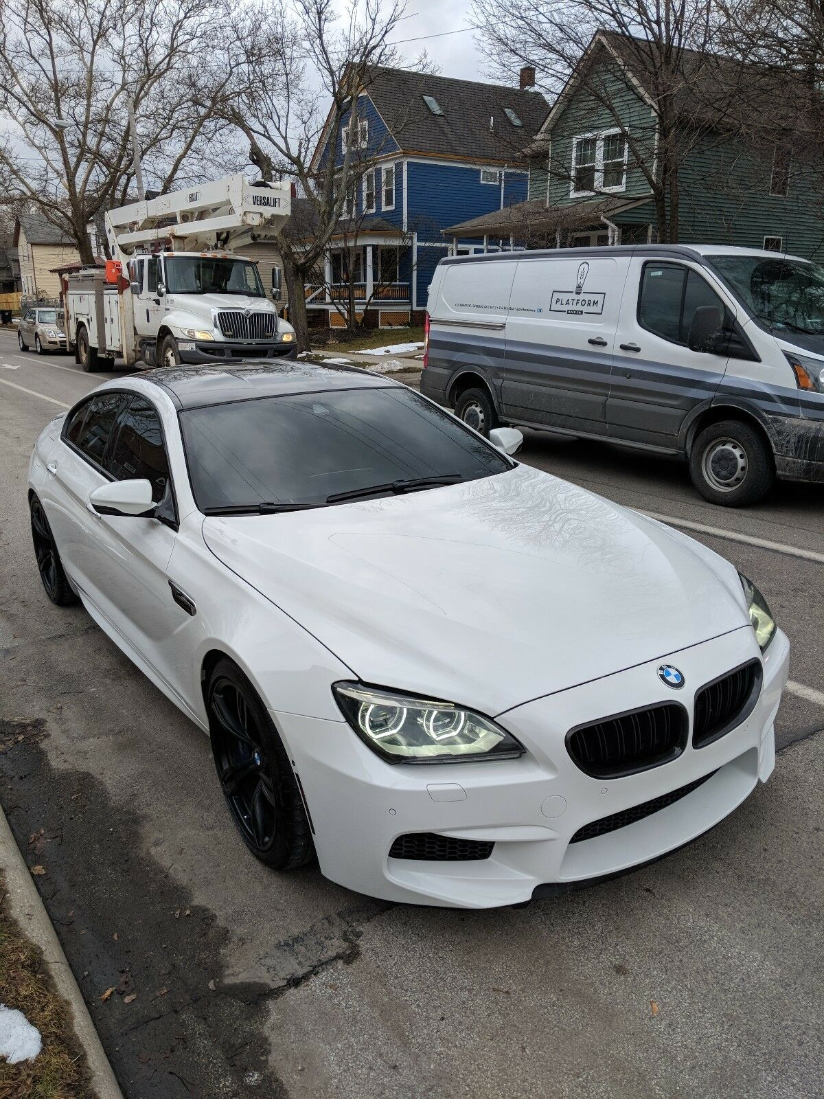 2015 BMW M6 Grand Coupe 2015 BMW M6 Grand Coupe