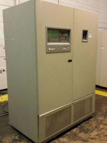 Liebert 600 Series 225KVA 480V/480V UPS Load Tested with Warranty