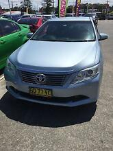 2012 Toyota Aurion Sedan Newcastle 2300 Newcastle Area Preview