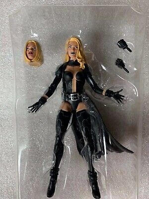 marvel legends emma frost exclusive in trimmed tray