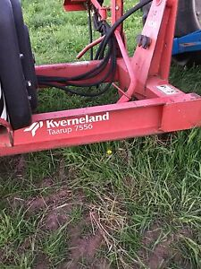 Kverneland Single bale wrapper 3 pt hitch