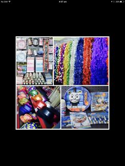 Party Supplies Business For Sale