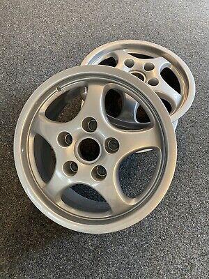 Porsche Cup Alloy wheels - 944 or 968 - 7J x 16 ET55 - Just Refurbished