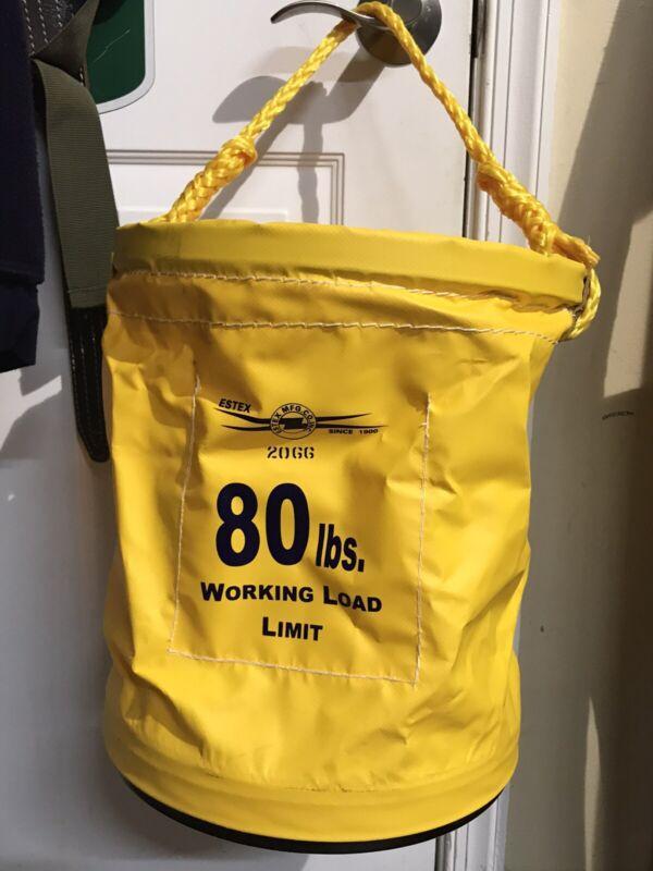 ESTEX 2066 LINEMAN BUCKET TRUCK GRUNT TOOL BAG