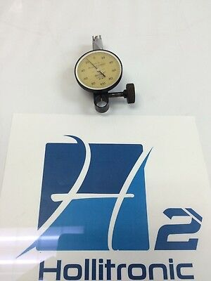 Brown Sharpe Dial Test Indicator 0-0.2mm Range Bestest 7033-13