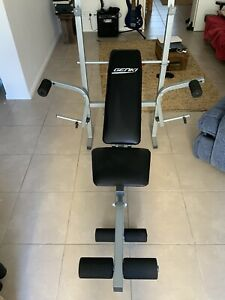 SOLD PENDING PICKUP Genki workout bench press