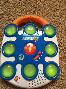 LeapFrog MatchUp! Memory game, compact, lots of functions,