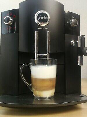 Jura C5 Bean to cup coffee machine