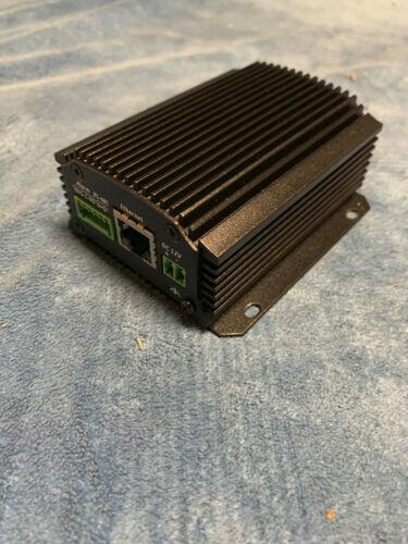 interlogix TVE-110 IP encoder and power supply
