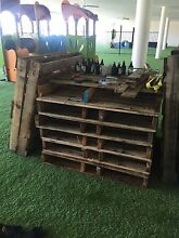 Wooden pallets Alexandria Inner Sydney Preview