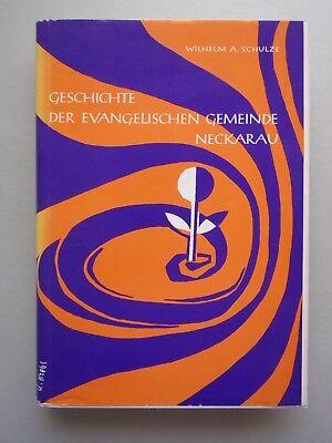 Geschichte der evangelischen Gemeinde Neckarau