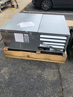 New Kolpak Walk-in Cooler Condensing Unit Pc069t3 Polar-pak